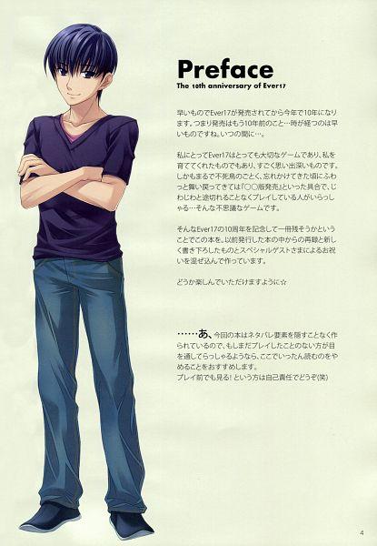 Kuranari Takeshi (true) - Ever17: Out of Infinity