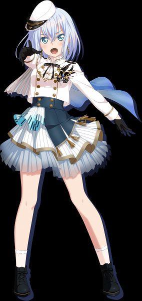 Kurata Mashiro - BanG Dream! Girls Band Party!