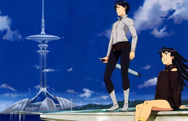 Tags: Anime, Kurau Phantom Memory, Kurau Amami