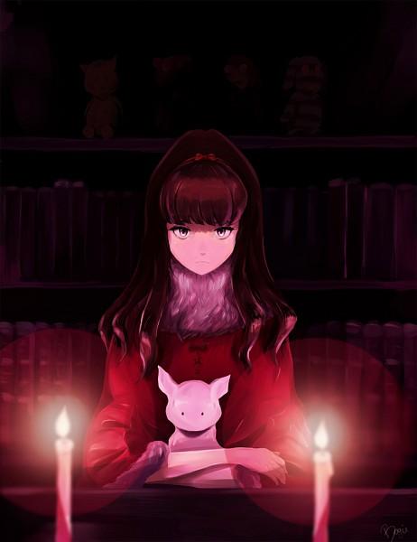 Tags: Anime, Pixiv Id 19199226, Occultic;Nine, Kurenaino Aria