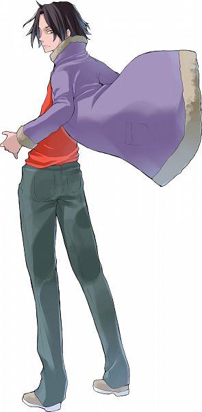 Kuriki Ronaldo - Shin Megami Tensei: Devil Survivor 2