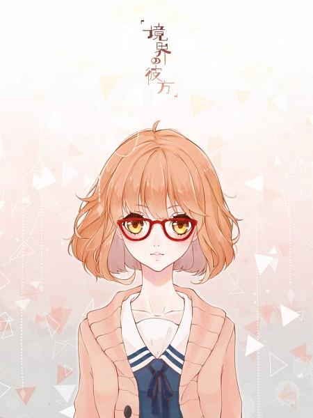 Tags: Anime, Moochirin, Kyoukai no Kanata, Kuriyama Mirai