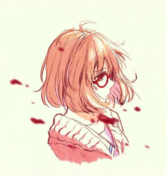 Tags: Anime, Rosuuri, Kyoukai no Kanata, Kuriyama Mirai, deviantART