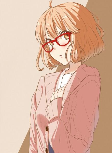 Tags: Anime, Pixiv Id 6493388, Kyoukai no Kanata, Kuriyama Mirai