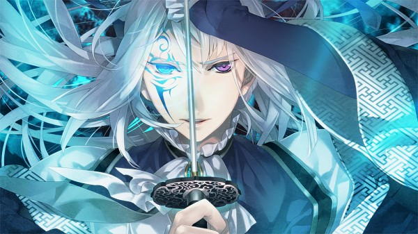 Tags: Anime, Yomi (Pixiv390297), Ken ga Kimi, Kuroba Saneaki, Facebook Cover, CG Art