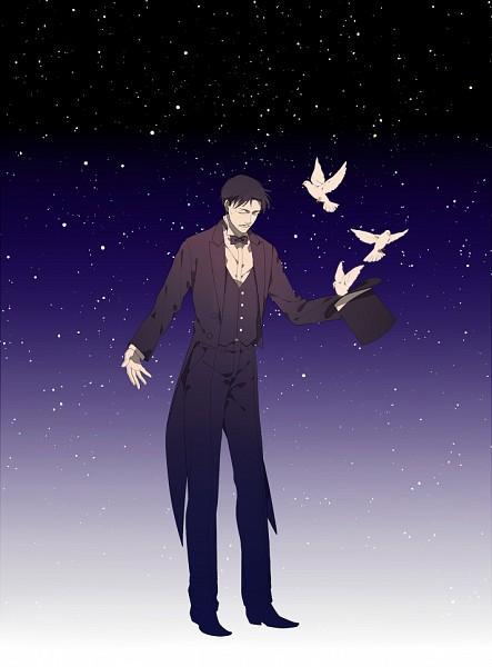 Kuroba Touichi - Magic Kaito