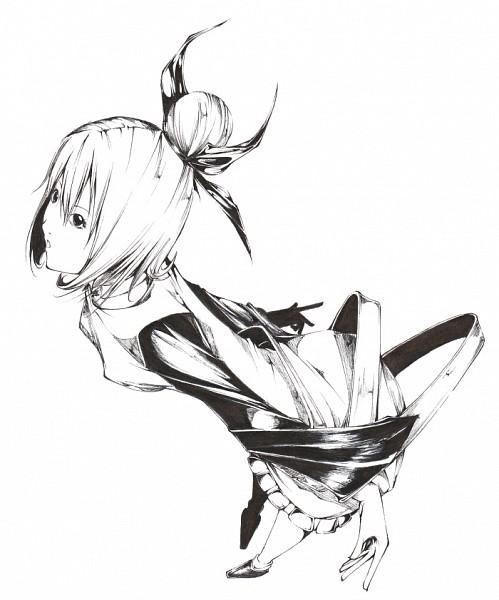 Tags: Anime, Sawasawa, Touhou, Kurodani Yamame, Yamame Kurodani