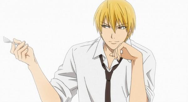 Tags: Anime, Kuroko no Basuke, Kise Ryouta, Official Art, Screenshot, Kuroko's Basketball