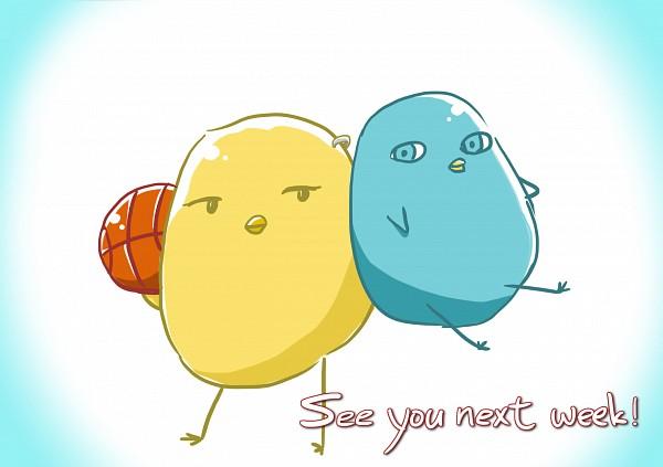 Tags: Anime, Pixiv Id 3238546, Kuroko no Basuke, Kuroko Tetsuya, Kise Ryouta, Gyakushuu Yoroshiku!, Fanart From Pixiv, Pixiv, Fanart, Kuroko's Basketball