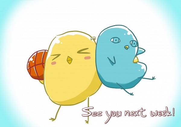 Tags: Anime, Pixiv Id 3238546, Kuroko no Basuke, Kise Ryouta, Kuroko Tetsuya, Gyakushuu Yoroshiku!, Fanart From Pixiv, Pixiv, Fanart, Kuroko's Basketball