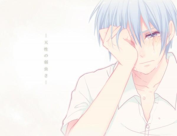 Tags: Anime, Chi Yu, Kuroko no Basuke, Kuroko Tetsuya, Pixiv, Kuroko's Basketball