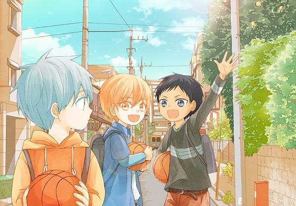 Tags: Anime, ddmoo, Kuroko no Basuke, Aomine Daiki, Kuroko Tetsuya, Kise Ryouta, Fanart From Pixiv, Pixiv, Fanart, Kuroko's Basketball
