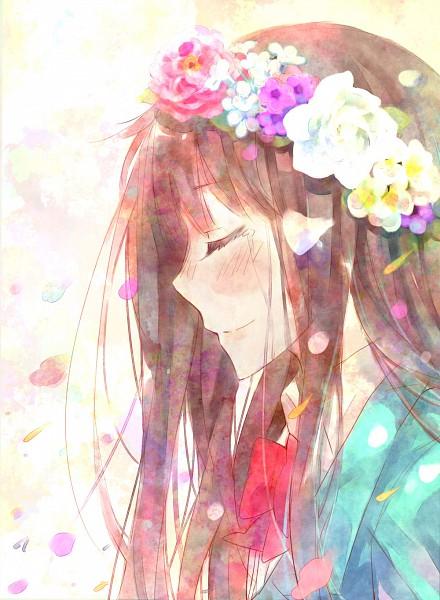 Tags: Anime, Seuga, Kimi ni Todoke, Kuronuma Sawako, Pixiv