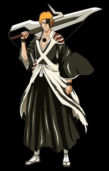 Ichigo Kurosaki Final Bankai