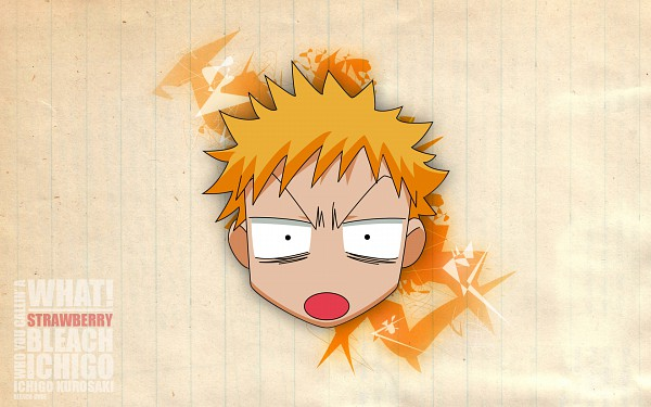 Tags: Anime, BLEACH, Kurosaki Ichigo, Wallpaper, Ichigo Kurosaki