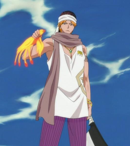 Tags: Anime, BLEACH, Kurosaki Ichigo, Stitched Screenshot, Screenshot, Ichigo Kurosaki