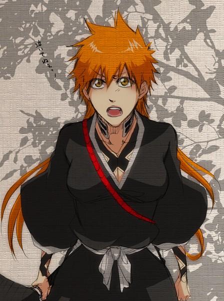 Tags: Anime, Pixiv Id 961410, BLEACH, Kurosaki Ichigo, Fanart, Pixiv, Ichigo Kurosaki