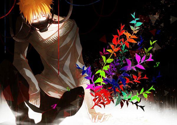 Tags: Anime, Pixiv Id 2787621, BLEACH, Kurosaki Ichigo, Pixiv, Fanart, Ichigo Kurosaki