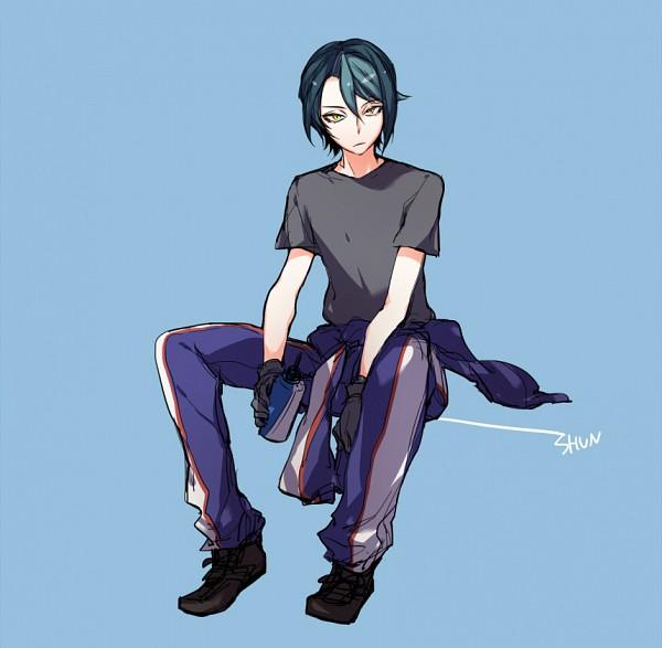 Tags: Anime, Pixiv Id 10441604, Yu-Gi-Oh!, Yu-Gi-Oh! ARC-V, Kurosaki Shun, Pixiv, Fanart, Fanart From Pixiv, Shay Obsidian