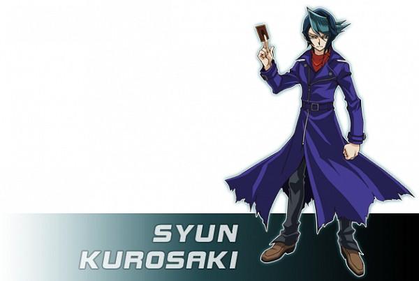 Kurosaki Shun (Shay Obsidian) - Yu-Gi-Oh! ARC-V