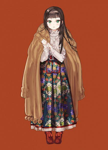 Tags: Anime, Kissai, Love Live! Sunshine!!, Kurosawa Dia, Fanart From Pixiv, Mobile Wallpaper, Pixiv, Fanart