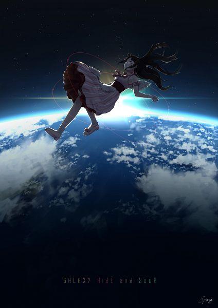 Tags: Anime, Pixiv Id 5778244, Love Live! Sunshine!!, Kurosawa Dia, Galaxy Hide And Seek, Dia Kurosawa