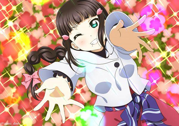 Tags: Anime, Pixiv Id 12163732, Love Live! Sunshine!!, Love Live! Sunshine!! The School Idol Movie: Over the Rainbow, Kurosawa Dia