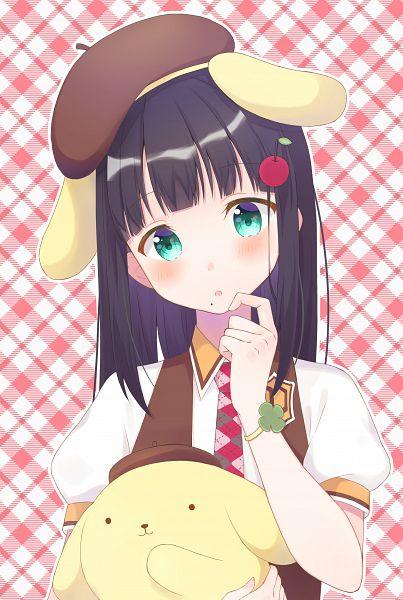 Tags: Anime, Pixiv Id 24605331, Love Live! Sunshine!!, Kurosawa Dia, Fanart, Fanart From Pixiv, Pixiv, Dia Kurosawa