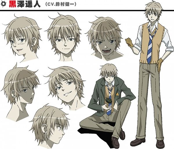 Tags: Anime, Suzuki Shingo, GoHands, Coppelion, Kurosawa Haruto, Grenade, Cover Image, Official Art