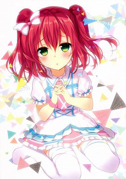 Tags: Anime, Yadapot, Love Live! Sunshine!!, Kurosawa Ruby, Kimi no Kokoro wa Kagayaiteru kai?, Scan