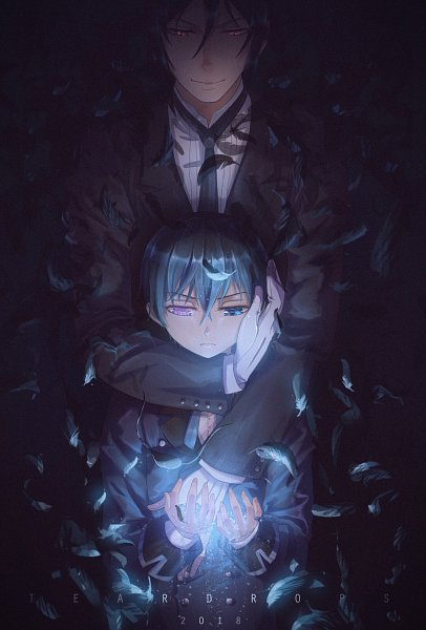Tags: Anime, Pixiv Id 27354041, Kuroshitsuji, Sebastian Michaelis, Ciel Phantomhive, Black Butler