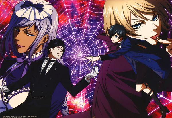 Kuroshitsuji II (Black Butler 2) - Kuroshitsuji