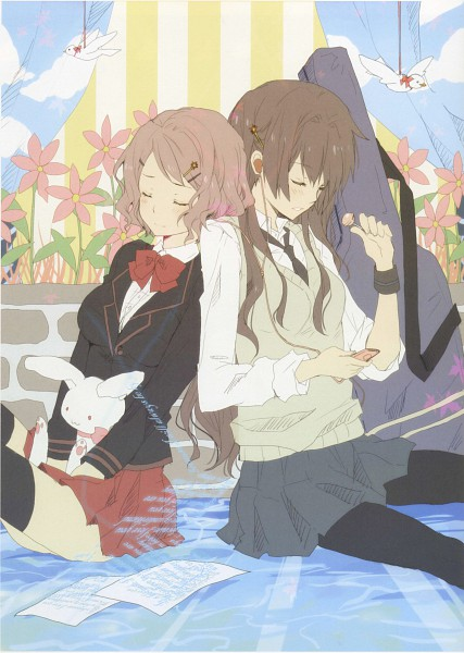 Tags: Anime, Kurot, Pixiv Girls Collection 2010, Pixiv Girls Collection, Pixiv, Original, Mobile Wallpaper