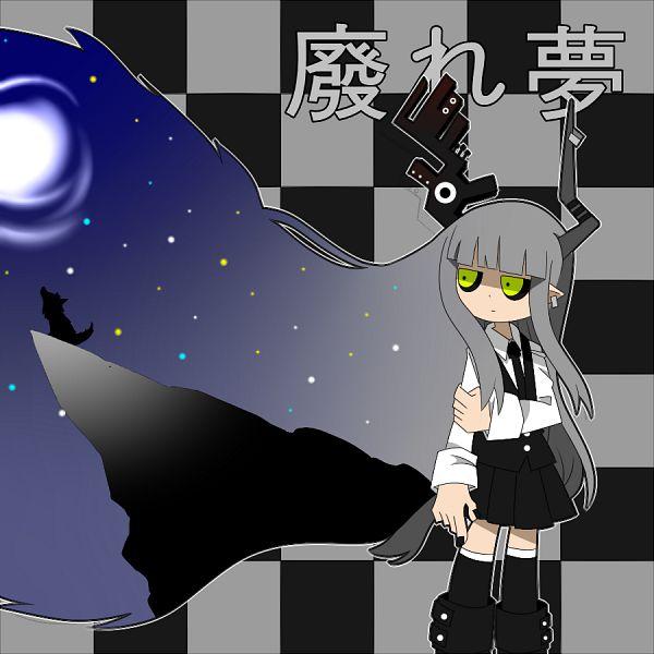 Tags: Anime, Pixiv Id 4258526, Obsolete Dream, Kurotsuno, Fanart From Pixiv, Pixiv, Fanart