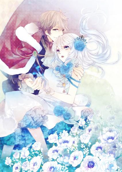 Tags: Anime, Kuroyuki, Pixiv, Original, Mobile Wallpaper