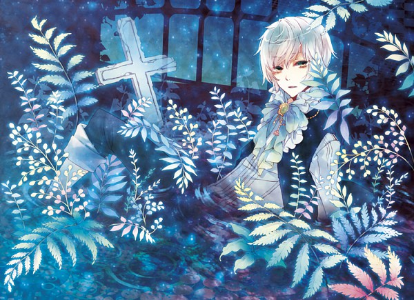 Tags: Anime, Kuroyuki, Fern, Pixiv, Original