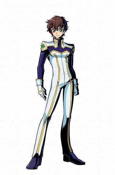 Tags: Anime, Bandai Namco Entertainment, CODE GEASS: Hangyaku no Lelouch, Graffiti Smash, Kururugi Suzaku, Official Art