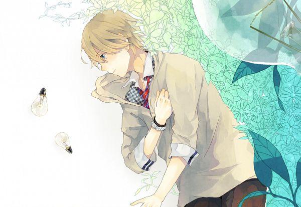 Tags: Anime, Seto (6k6k), Uta no☆prince-sama♪, Kurusu Syo, Pixiv, Fanart, PNG Conversion
