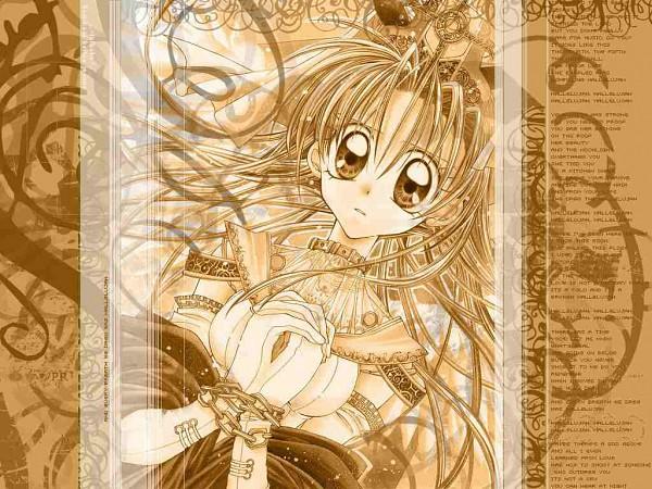 Tags: Anime, Tanemura Arina, Kamikaze Kaitou Jeanne, Kusakabe Maron, Wallpaper