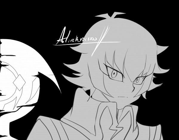 Tags: Anime, AliceKuroCross, Yu-Gi-Oh! VRAINS, Yu-Gi-Oh!, Kusanagi Jin, Lightning (Yu-Gi-Oh! VRAINS)