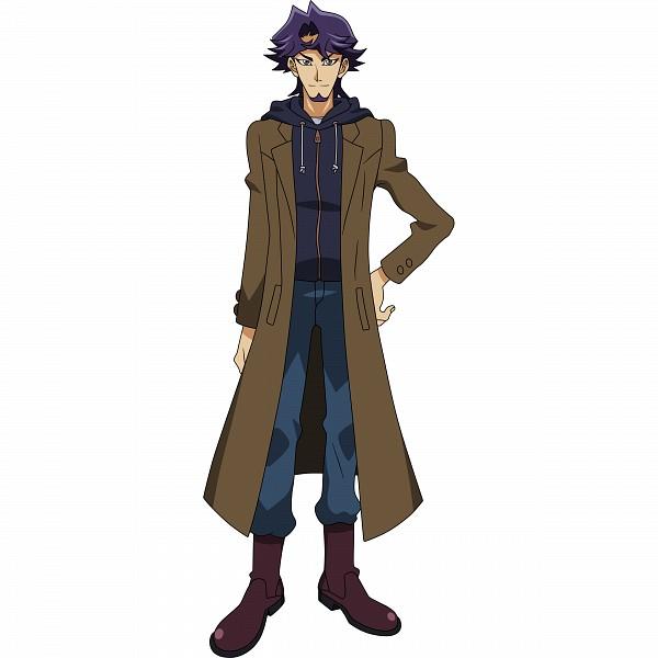 Kusanagi Shouichi (Kolter Kusanagi) - Yu-Gi-Oh! VRAINS