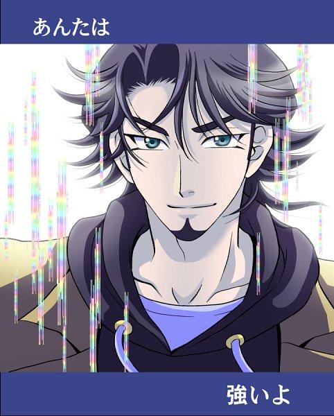 Tags: Anime, Pixiv Id 4408582, Yu-Gi-Oh! VRAINS, Yu-Gi-Oh!, Kusanagi Shouichi, Black Hoodie, Pixiv, Fanart, Fanart From Pixiv, Kolter Kusanagi