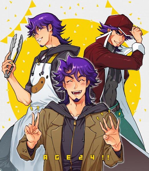 Tags: Anime, Pixiv Id 2128303, Yu-Gi-Oh! VRAINS, Yu-Gi-Oh!, Kusanagi Shouichi, Fanart From Pixiv, Pixiv, Fanart, Kolter Kusanagi