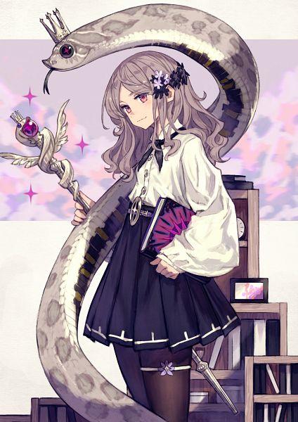 Tags: Anime, Kusano Shinta, Pixiv, Original