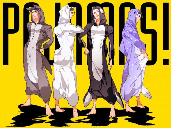 Tags: Anime, Pixiv Id 4121487, Stone Ocean, Diamond Is Unbreakable, JoJo no Kimyou na Bouken, Stardust Crusaders, Kuujou Joutarou, Wallpaper, Fanart, Fanart From Pixiv, Pixiv