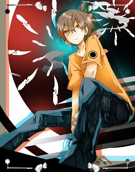 Tags: Anime, Kuusouryodan, Zaregoto Series, Boku (Zaregoto), Pixiv, Fanart