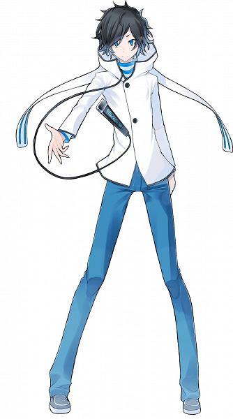 Kuze Hibiki - Shin Megami Tensei: Devil Survivor 2