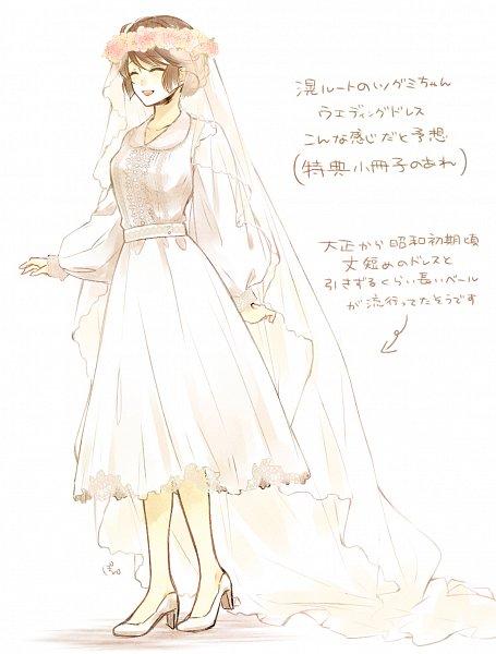 Tags: Anime, Pixiv Id 3552747, Nil Admirari no Tenbin, Kuze Tsugumi, Fanart