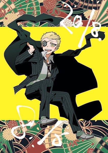 Tags: Anime, Super Danganronpa 2, Kuzuryuu Fuyuhiko