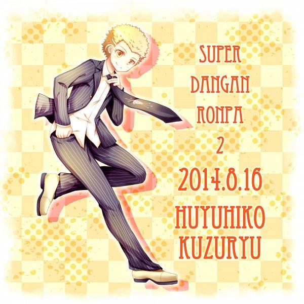 Tags: Anime, Pixiv Id 885466, Super Danganronpa 2, Kuzuryuu Fuyuhiko